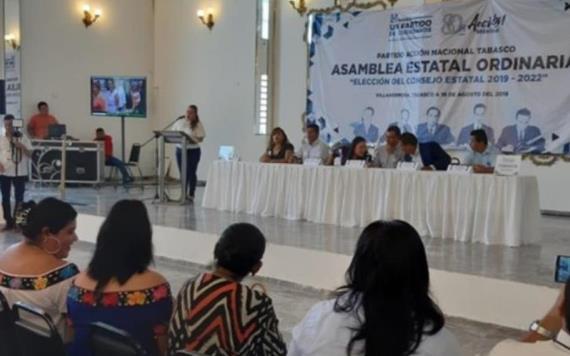 Tabasco es prioridad para el PAN:  Osvaldo Contreras