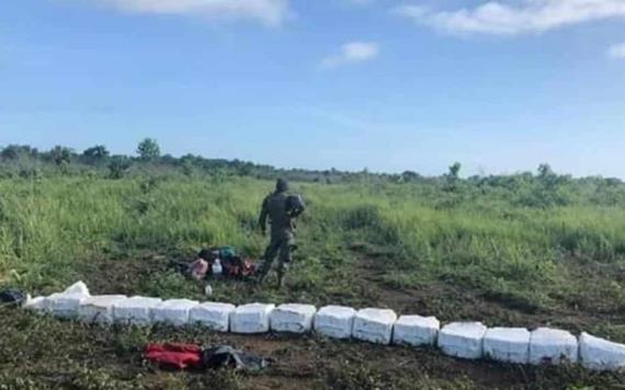 Caen presuntos narcotraficantes en Tabasco