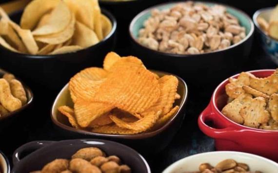 Alertan de consumo de alimento procesado