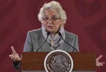 Sigo más fuerte que nunca: Olga Sánchez Cordero