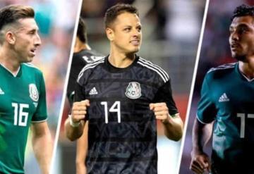 Chicharito, Tecatito y Herrera regresan a a la Selección para partidos amistosos