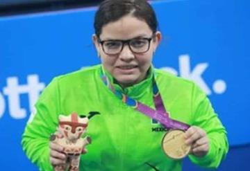 Tabasqueña gana su tercer medalla de Oro en los Juegos Parapanamericanos Lima 2019, conócela