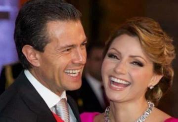Confirman farsa en matrimonio de Peña Nieto y Angélica Rivera; vivían en casas separadas