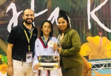 Bronce en el Open de Costa Rica para Tabasqueña