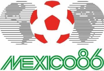 Logo de México 86 es el mejor en la historia de los mundiales de futbol