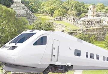 Proyectan  2,500MDP a Tren Maya para 2020