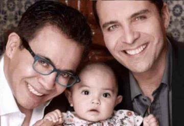 Actor y productor se convierten en la primera pareja homoparental