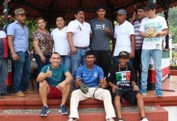 Realizarán función de box  gratuita en Tapijulapa