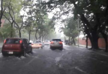Calles de Villahermosa sufren encharcamientos por lluvias; estas son las más afectadas