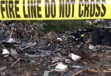 Se suicida  justo el día de la boda de su hija; hizo explotar su casa