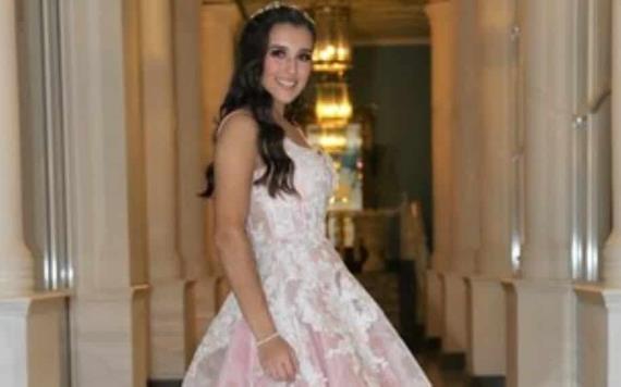Alexia Bareló llegó a sus XV años