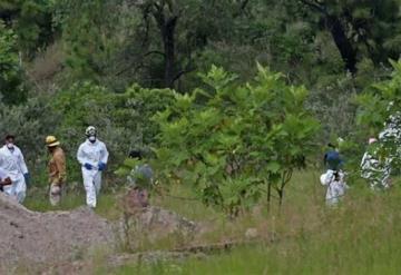 Los hallaron entre bolsas; en total son 29 cuerpos