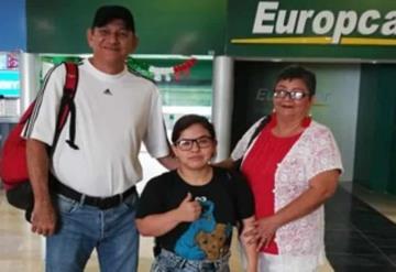 Llega a Tabasco la comalcalquense Naomi Somellera luego de los Juegos Parapanamericanos