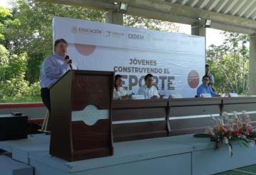 Da inicio el programa Jóvenes construyendo el deporte en México, #entérate