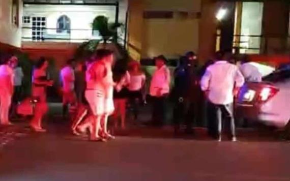 VIDEO: Así fue el asalto a turistas cuando paseaban en el Catamarán en Paraíso
