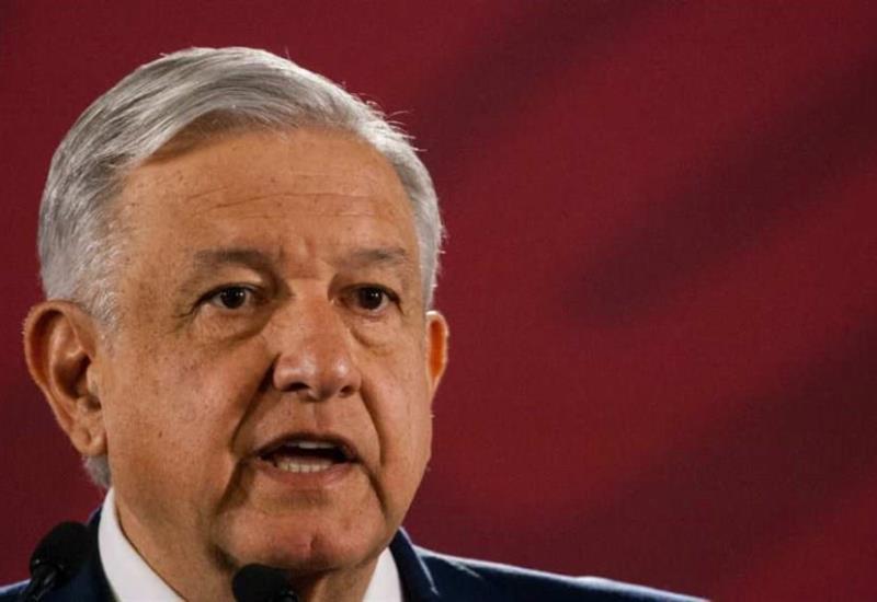 ´No me confundan, vámonos respetando: López Obrador a INE