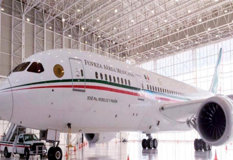 AMLO ofrecerá el avión presidencial a Trump la próxima vez que hable con él
