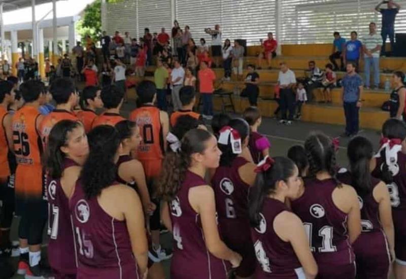 Arranca copa Telmex Telcel de basquetbol en Villahermosa