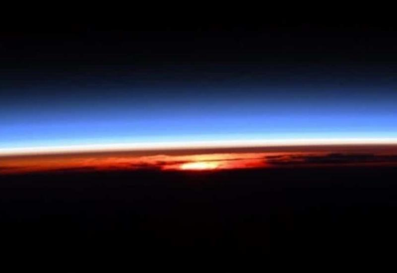 Astronauta capta impresionantes imágenes de la Tierra vista desde el espacio