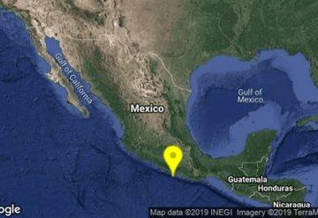 Otra vez tiembla en Guerrero; se registra sismo de 4.7