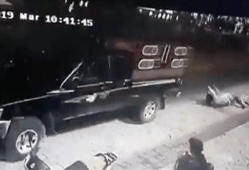 Video: Detienen a personas que ataron y arrastraron a edil de Las Margaritas, Chiapas