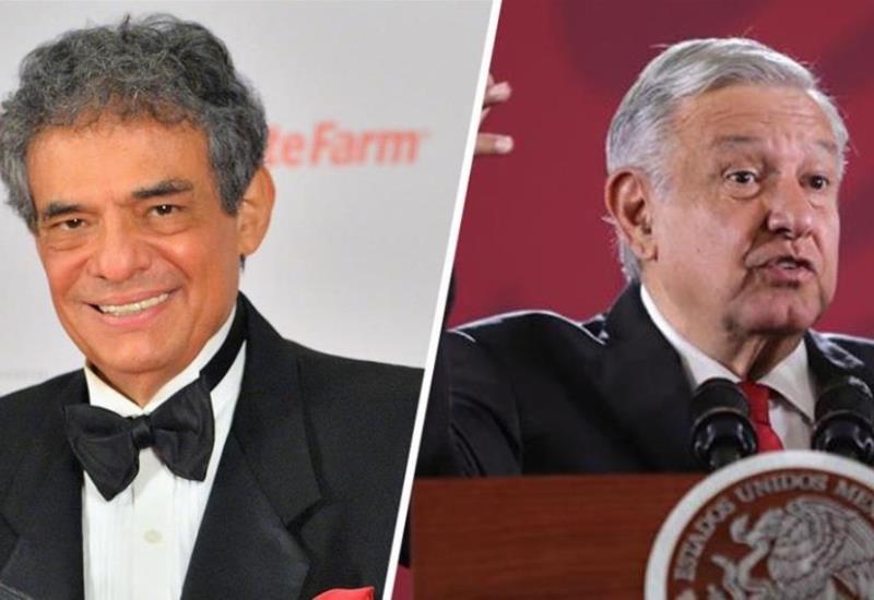 Fuerza Aérea trasladará los restos de José José a México: AMLO