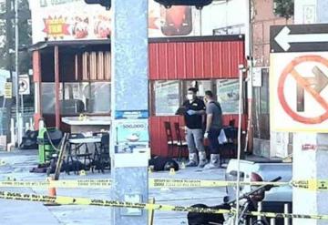 Sicarios ejecutan a policías mientras comían taquitos