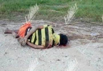 Hallan  el cuerpo de un hombre torturado y ejecutado a balazos en Cárdenas