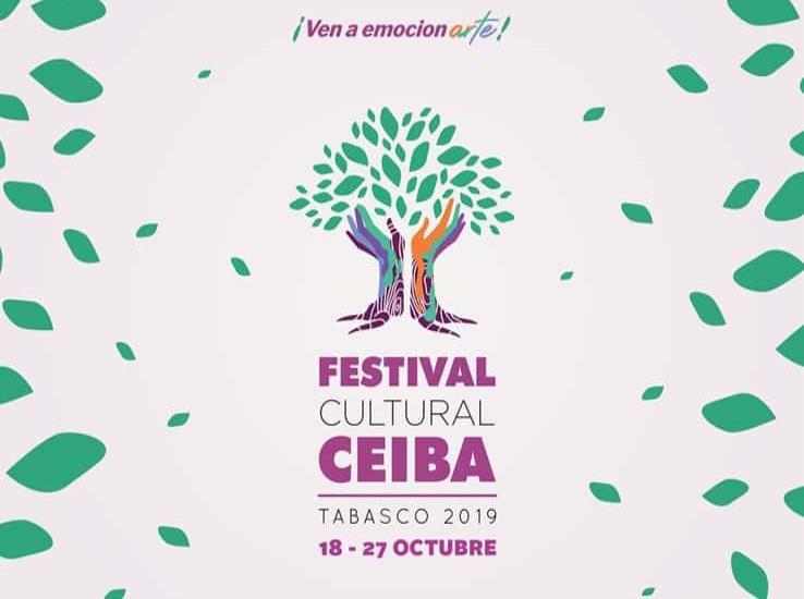 Programa del Festival Cultural CEIBA 2019 / 2da parte