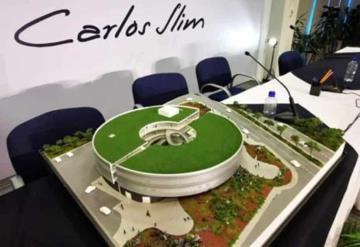Carlos Slim donará Pabellón de Biodiversidad a la UNAM