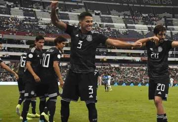 Triunfa México sin tanto brillo
