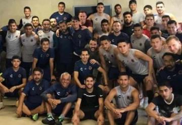 Jugadores del Veracruz piden solidaridad por Redes Sociales