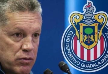 ¡Oficial! Ricardo Peláez, nuevo director de las Chivas Rayadas del Guadalajara