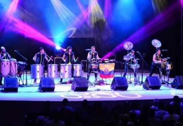 Ecuador suena en Festival Cultural Ceiba