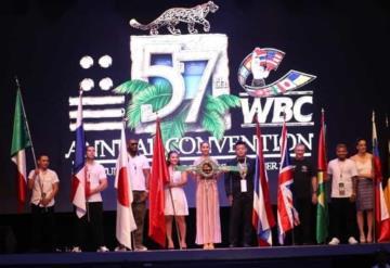 Así se vive la 57 Convención Anual del Consejo Mundial de Boxeo (CMB) en Quintana Roo
