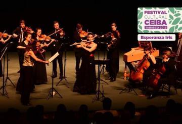 Noruega y Australia deleitan Festival Ceiba