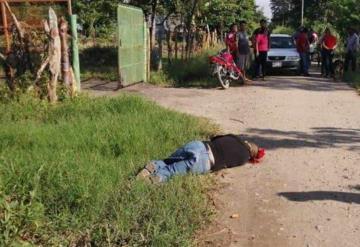 Ejecutan a ex policía huachicolero