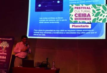 Vivimos de cerca los Agujeros negros; realizan conferencia en Planetario Tabasco 2000