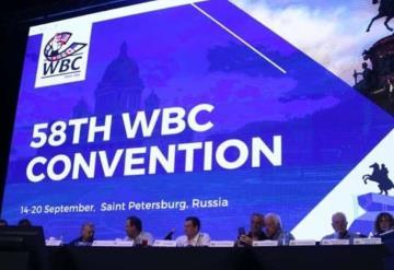 Rusia es sede de la 58 Convención Anual del CMB para 2020