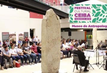 Patio de Museo de Antropología funciona para conciertos