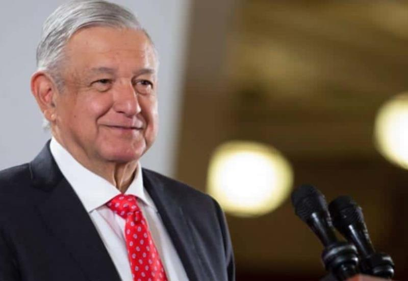 No hay denuncia sobre posible corrupción en construcción de Santa Lucía: AMLO