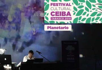 Orquestación electrónica hace brillar el Planetario Tabasco 2000