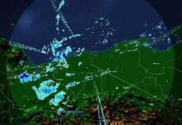 Continuarán lluvias en Tabasco