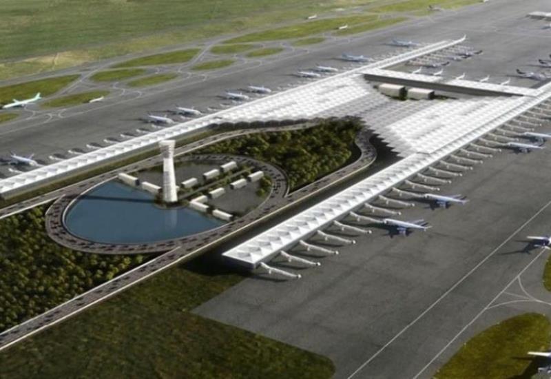 Muestran inicio de construcción del aeropuerto de Santa Lucía