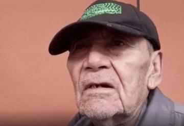 Abandonan a abuelito de 80 años en celebraciones de San Judas Tadeo