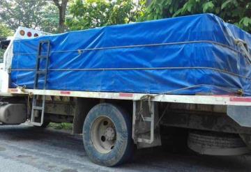 Aseguran unidades huachicoleras en Río Seco
