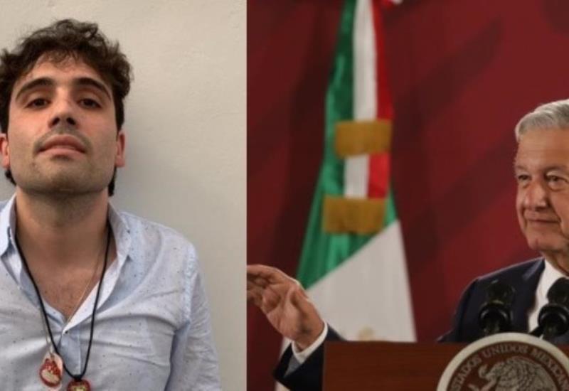 AMLO niega pago del Cártel de Sinaloa por liberación de Ovidio Guzmán