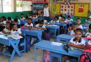 De 300 a 350 plazas vacantes de educación básica