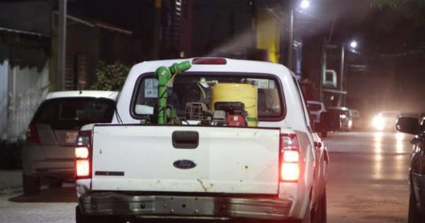 Aviso de Nebulización Terrestre en Villahermosa - Diario Presente