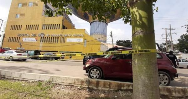 Sujeto pierde la vida dentro de su vehículo en Villahermosa - Diario Presente